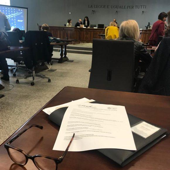 Convegno in corte d'appello a Firenze sul futuro dell'accoglienza dopo il d.l. 1132018 (1)