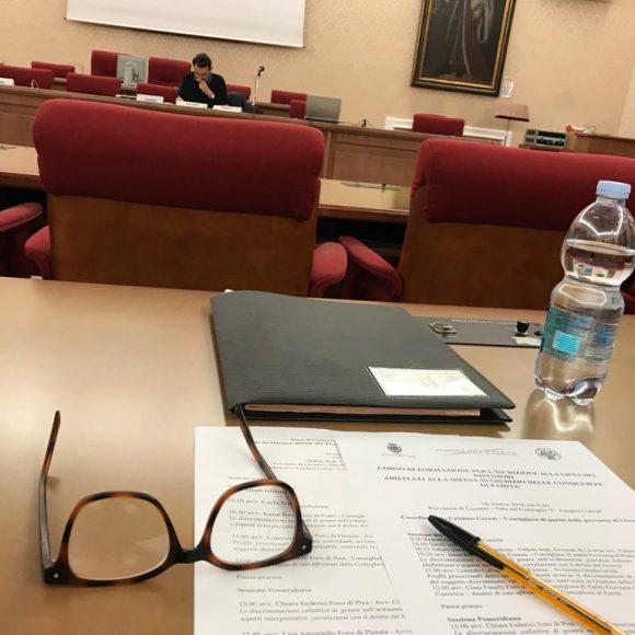 formazione consigliere di parità 2018
